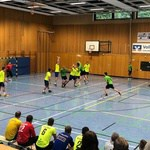 1.H 29.09.19: TVW – TV Wallefeld II 29:29